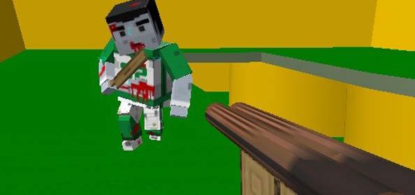 Блок страйк: зомби выживание